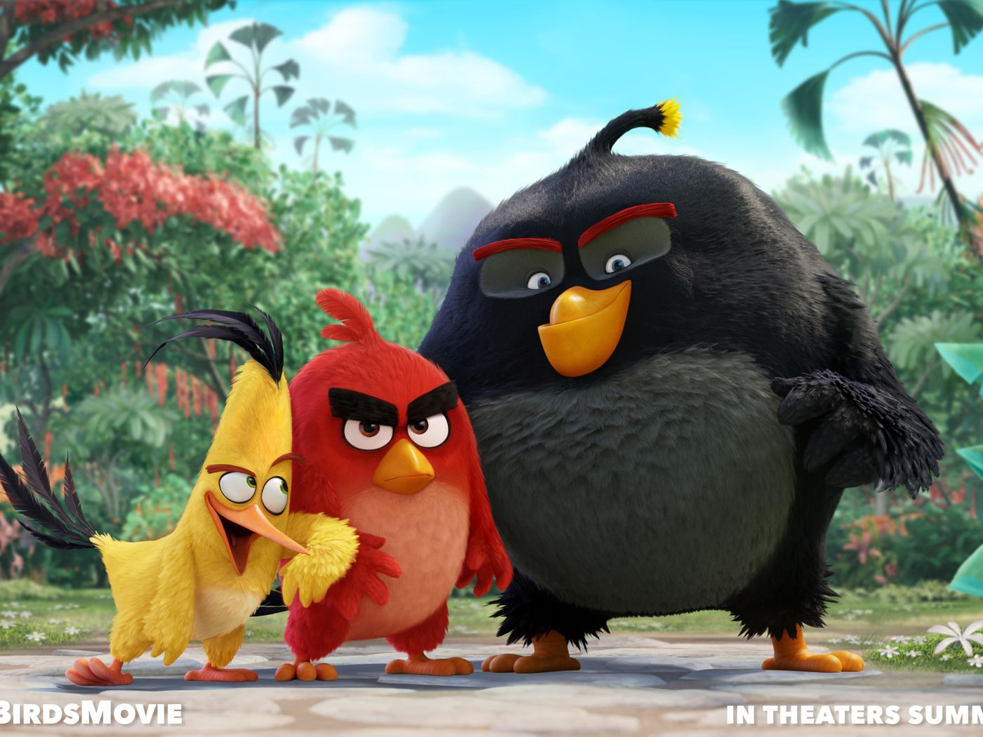 Rovio Is Already Planning A Sequel To The Angry Birds Movie The