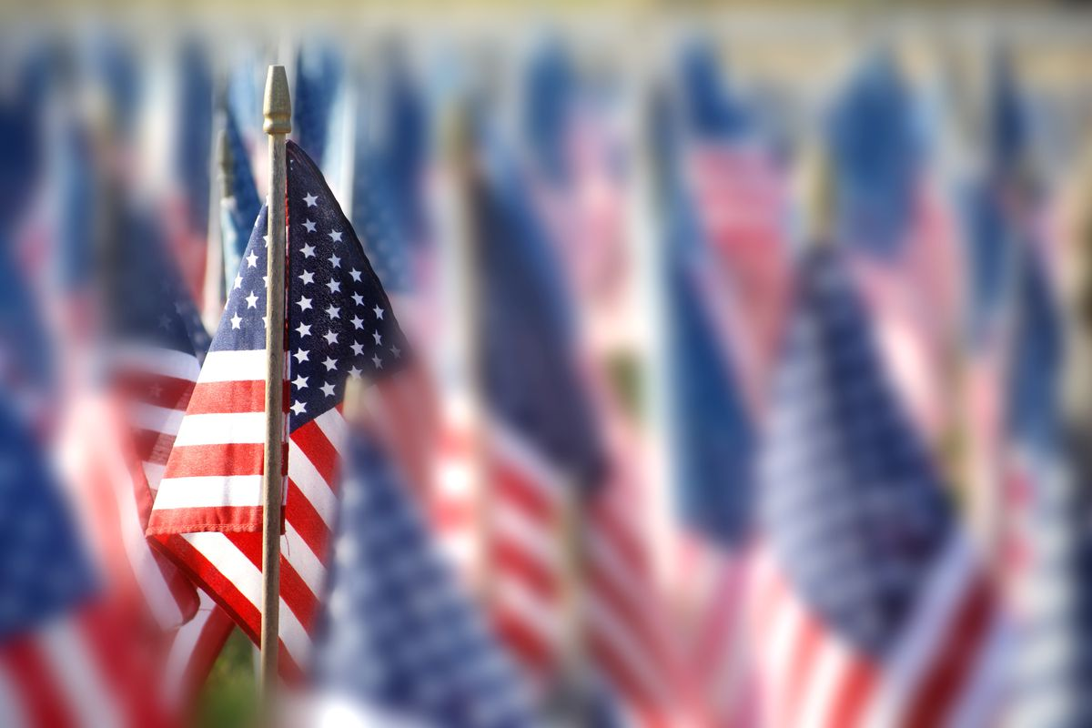 Healing Field to display 3,000+ flags Sept  8-12 in Sandy