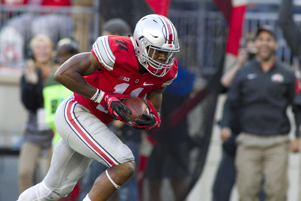 Vonn Bell was a huge reason why the Buckeyes walked off with a shutout.