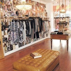 """Begin your retail therapy at Baroquean boho boutique <a href=""""http://www.lespommettes.com"""">Les Pommettes</a> (158 N. Robertson Blvd.) There, pick up summer-ready pieces like kaftans, kimonos, basics and more from Ace & Jig, Mes Demoiselles, LA's own Jen's"""
