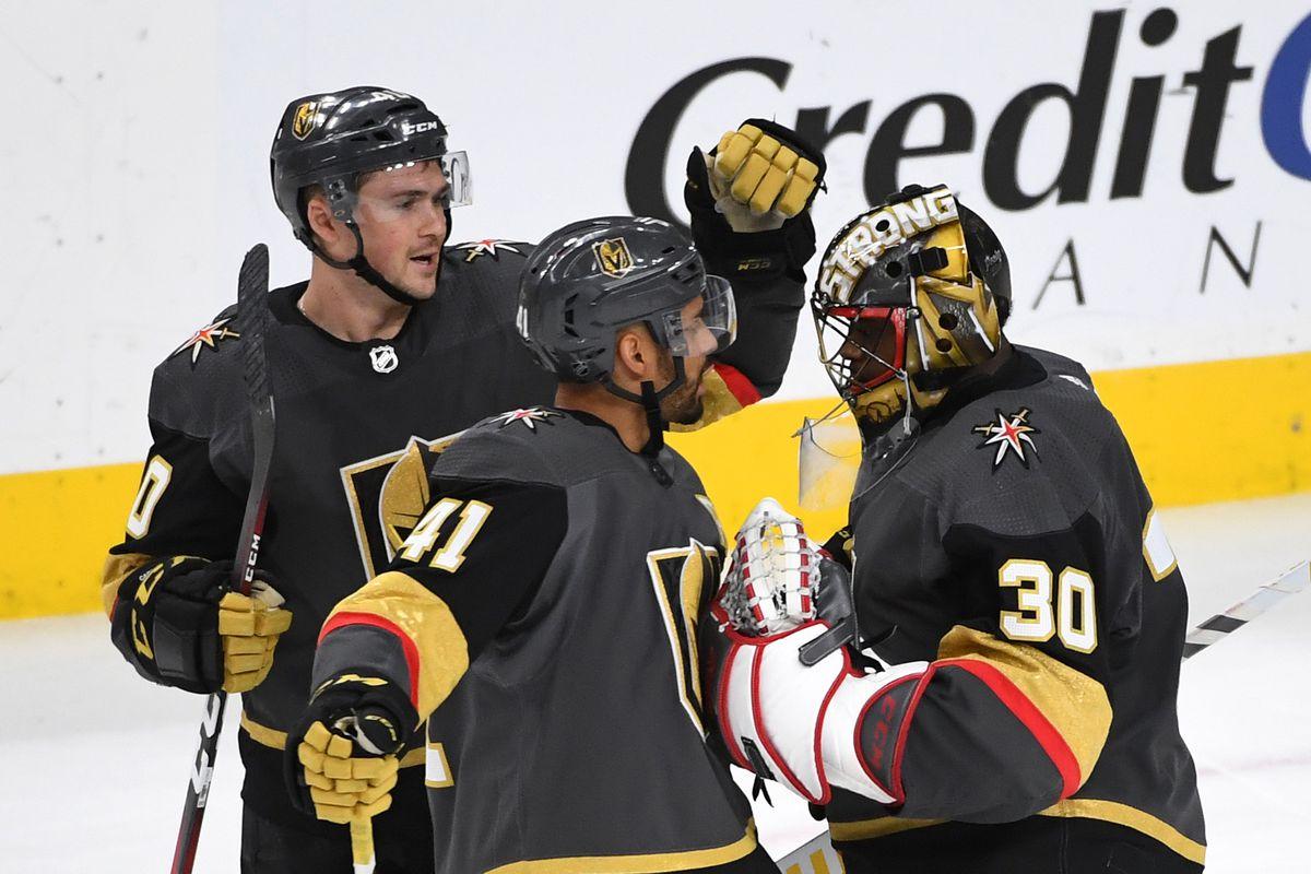 NHL: Florida Panthers at Vegas Golden Knights