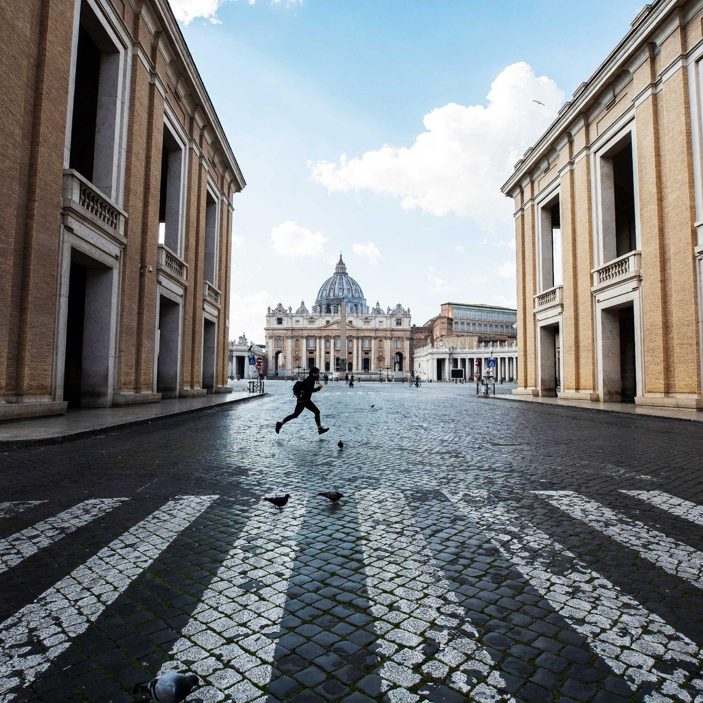 Life In Italy Under Full Coronavirus Lockdown Each City Is A Ghost City Vox