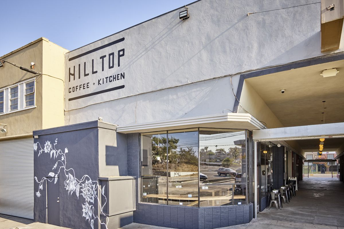 Hilltop Coffee + Kitchen in South Los Angeles