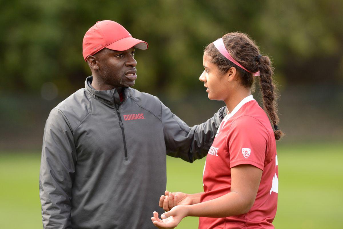 Coach Keidane McAlpine