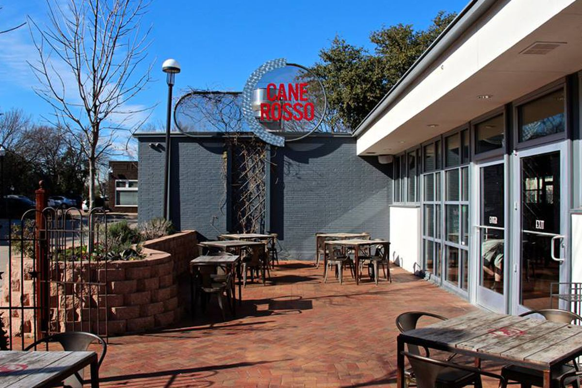 Cane Rosso in Fort Worth.