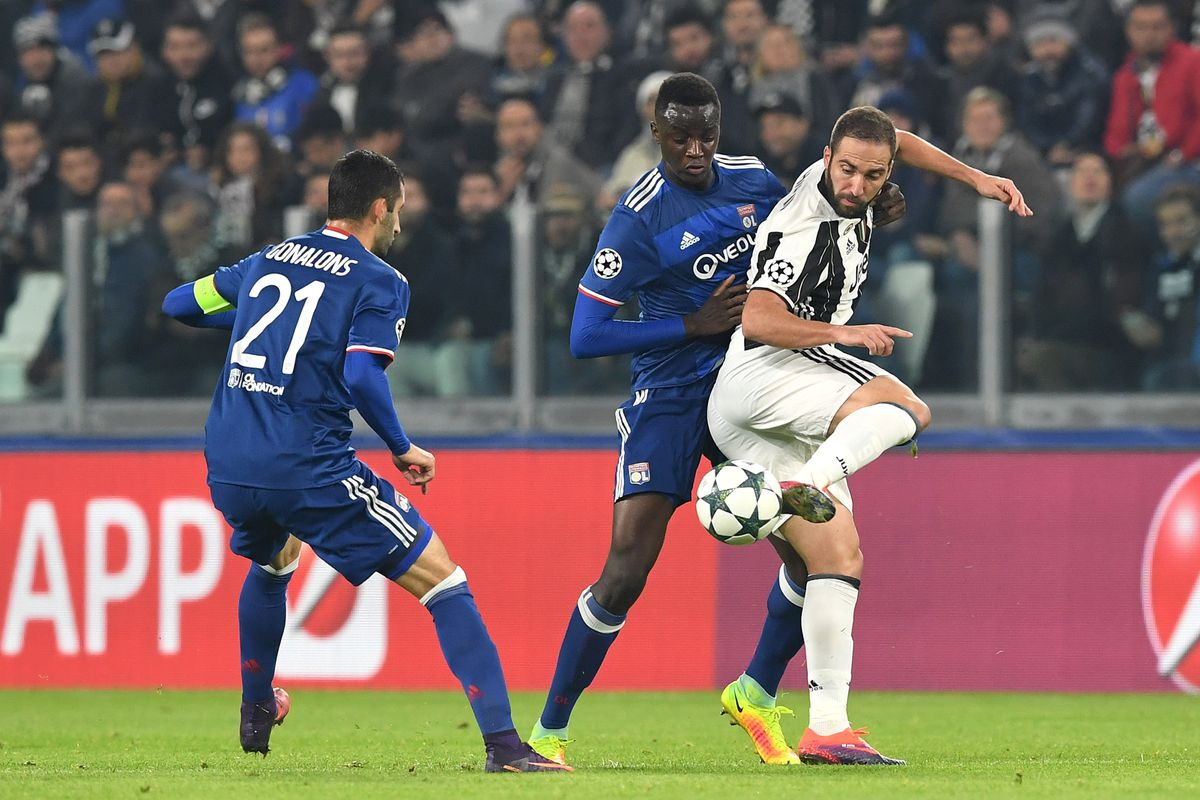Juve Vs Lyon