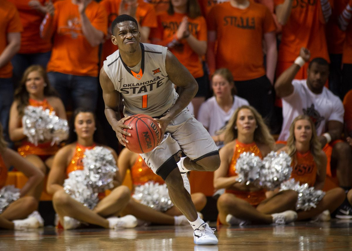 The Utah Jazz select Jawun Evans from Oklahoma State with the No. 24 overall pick in the Blazer's Edge 2017 NBA Mock Draft.