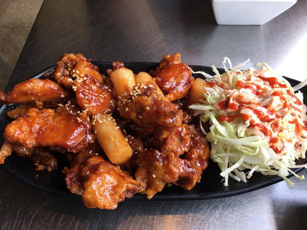 10 Essential Korean Fried Chicken Spots In La