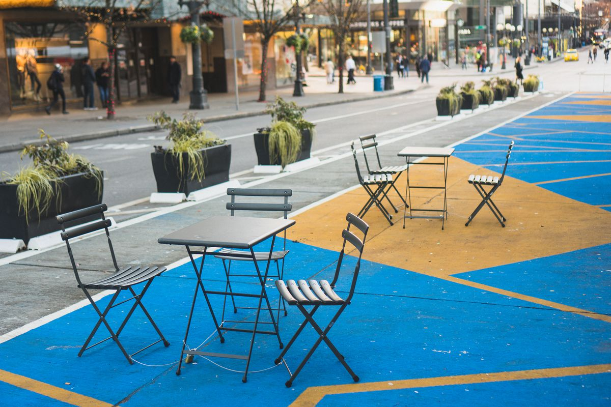 historic public sunny was cafe furniture city contmporary image seating day in street editorial plaza spanish clear photo of taken stock