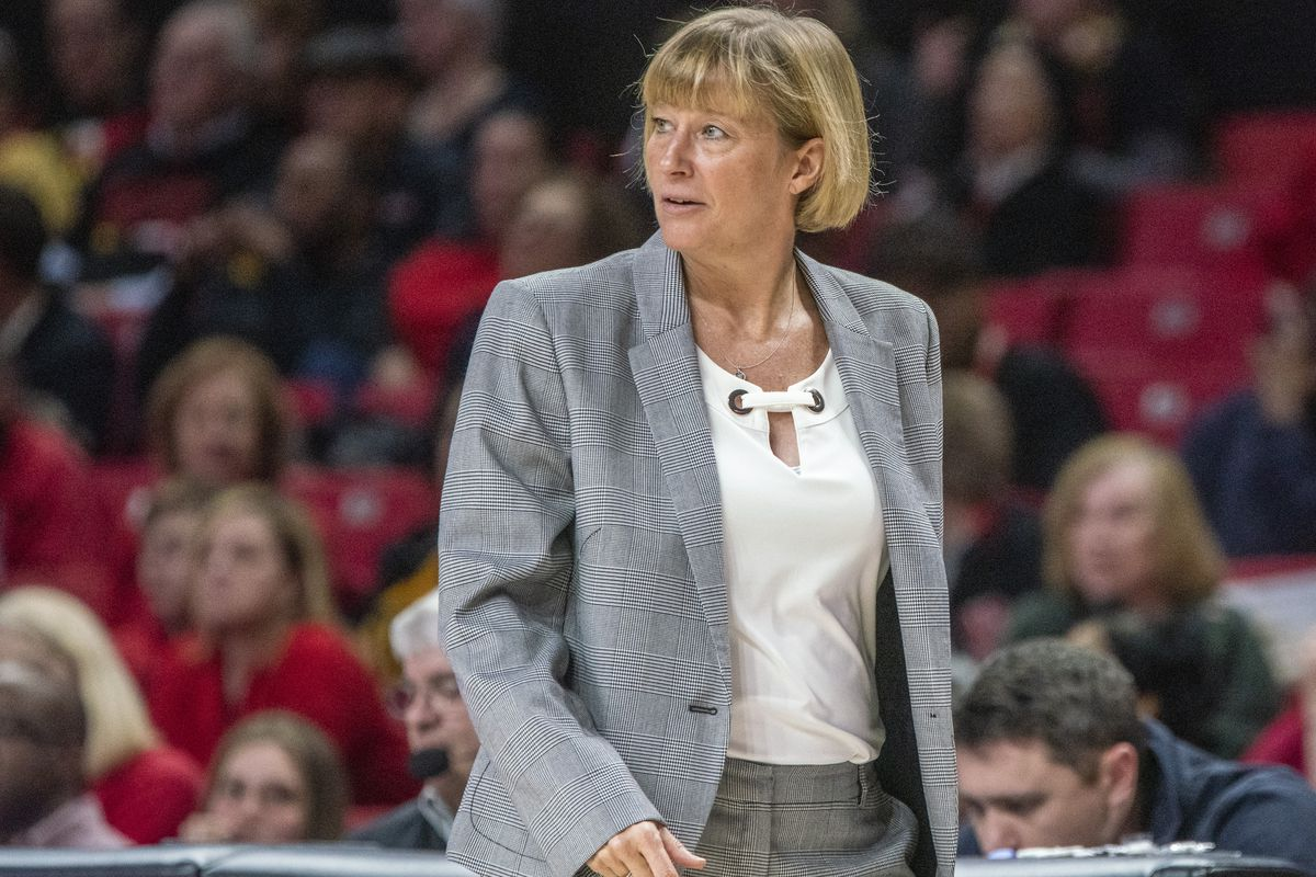 COLLEGE BASKETBALL: FEB 25 Women's Purdue at Maryland