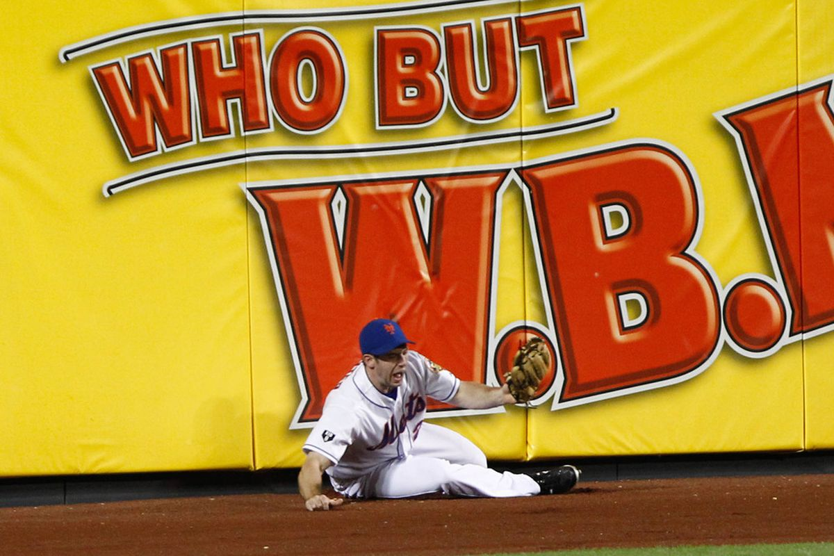 Mets fans will always remember Whitestone's own Mike Baxter for his catch in Johan Santana's no-hitter.