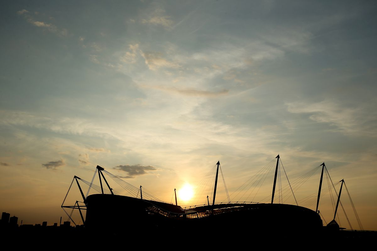 Manchester City v Blackpool - Pre-Season Friendly