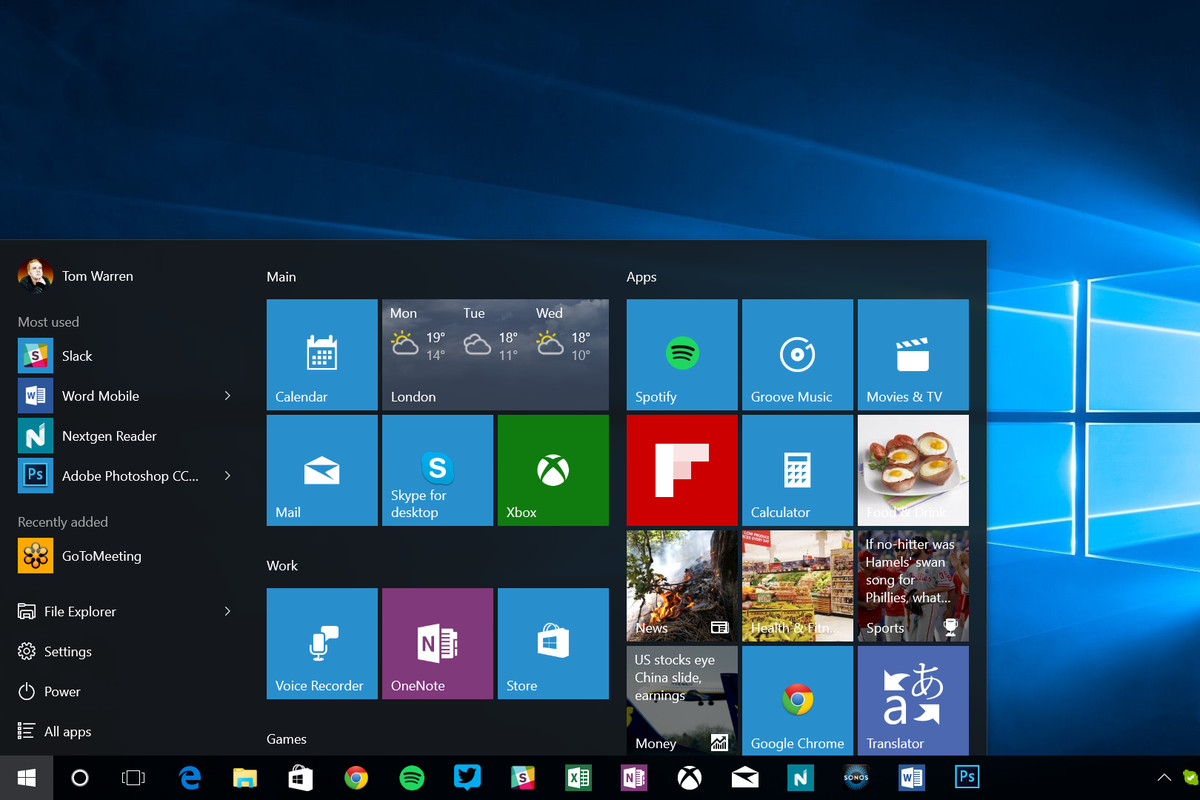 Microsoft is adding more ads to the windows 10 start menu for What is microsoft windows