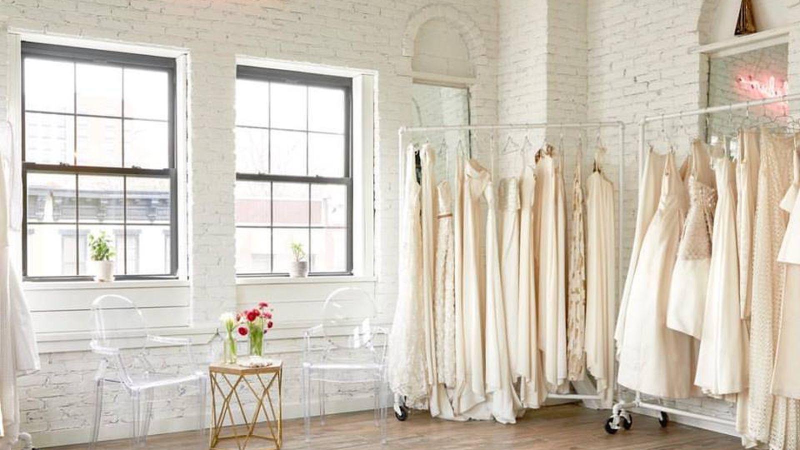 NYCs Bridal Boutiques Mapped