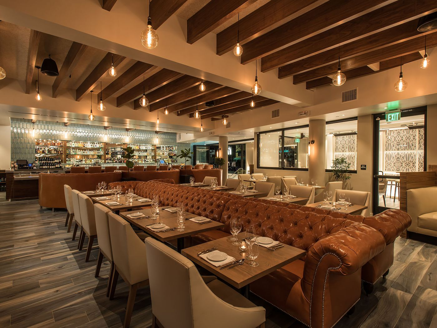 Elegant Sherman Oaks Evening Restaurant Closes After One-and