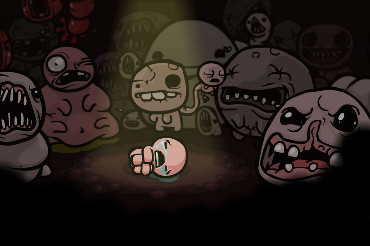 Apple Rejects The Binding Of Isaac Rebirth Because Of Violence