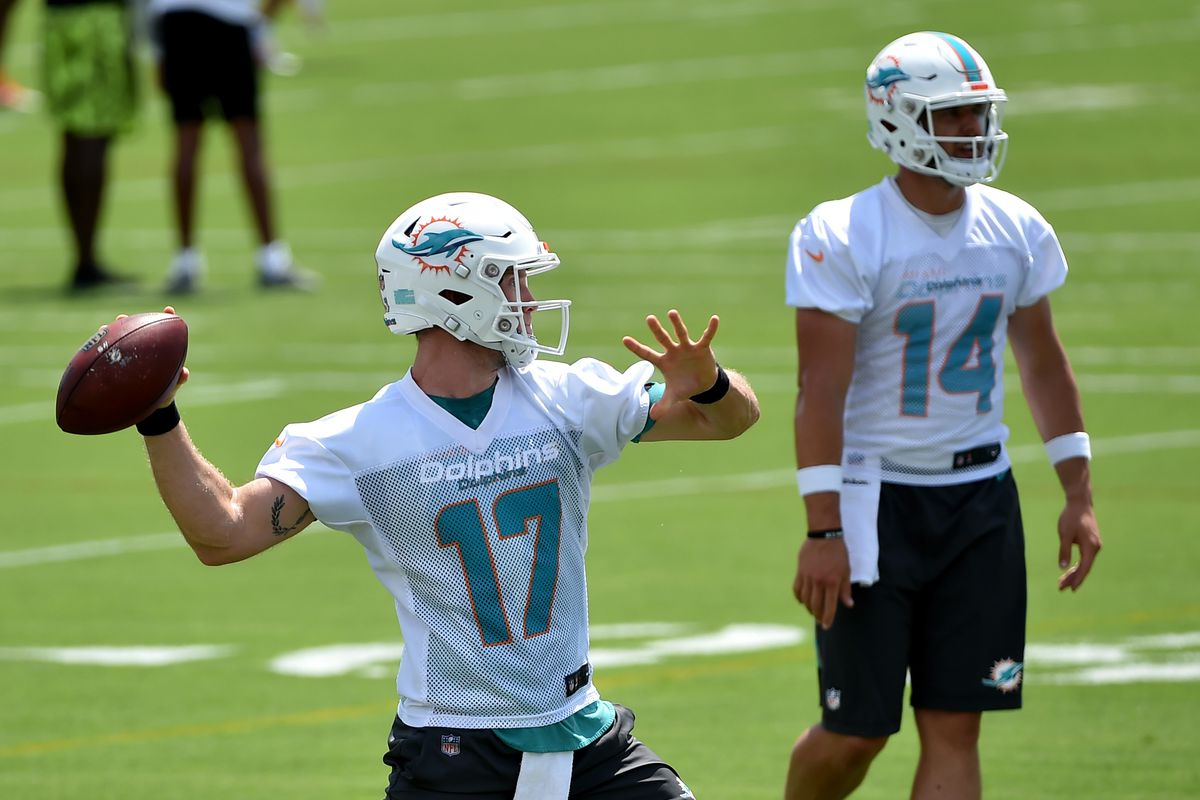 NFL: Miami Dolphins-Minicamp