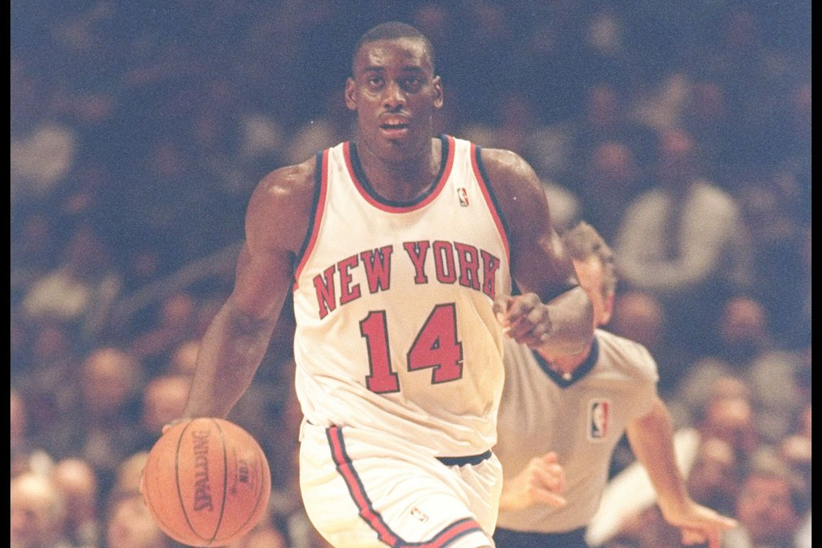 premium selection b7ffc c578c Former Knicks forward Anthony Mason dies at the age of 48 ...