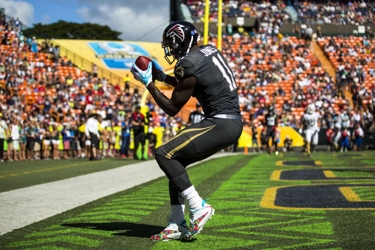 ec7120252 Pro Bowl 2016: Team Irvin blows out Team Rice in Hawaii - SBNation.com