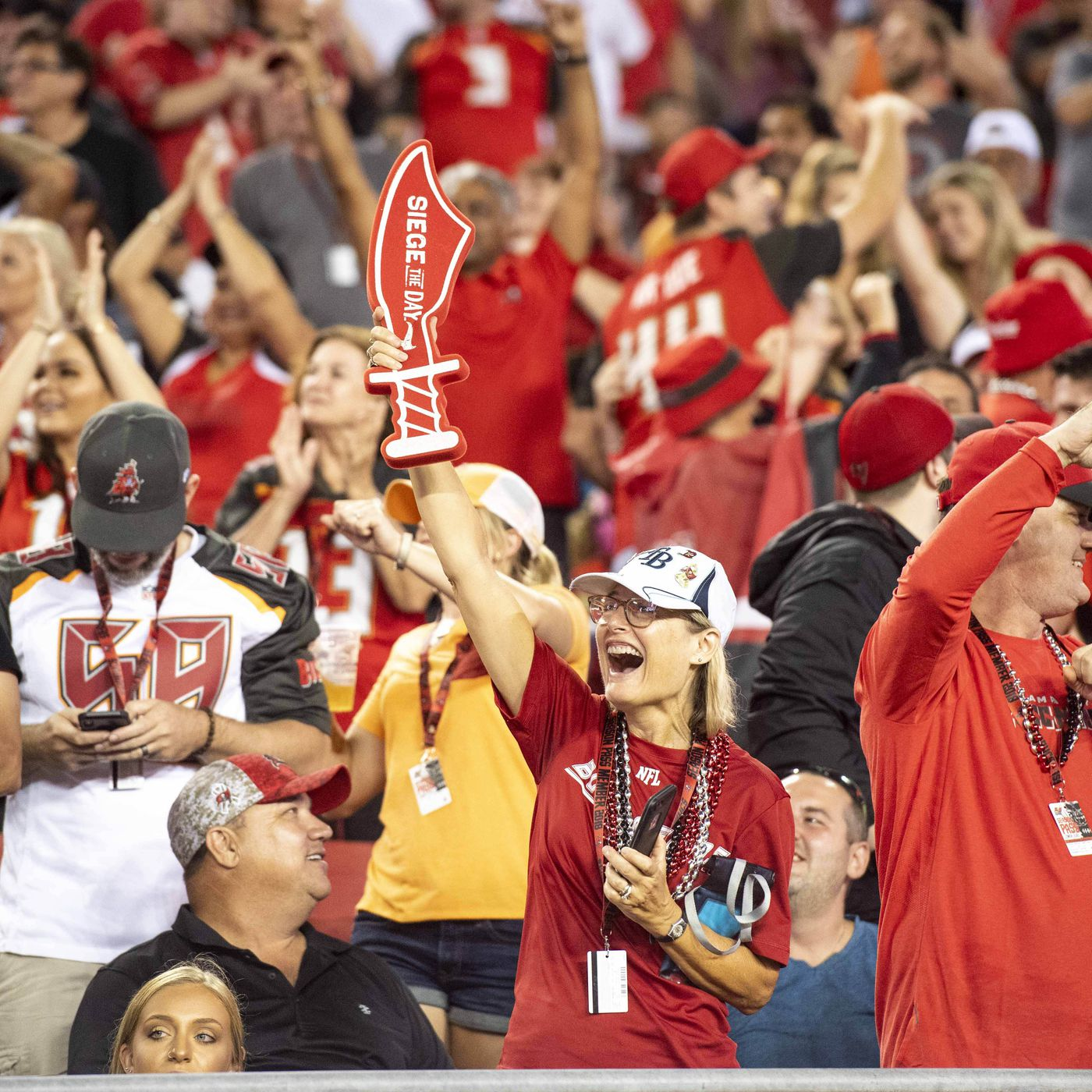 low priced 81ce0 8a004 Jacksonville Jaguars vs. Tampa Bay Buccaneers preseason game ...
