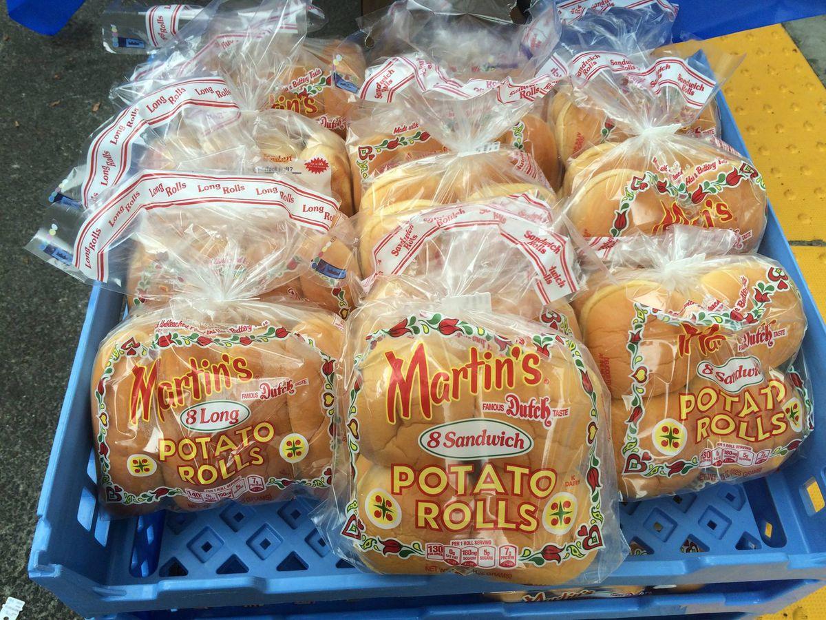 How Martin's Potato Rolls Became the 'It' Burger Bun - Eater