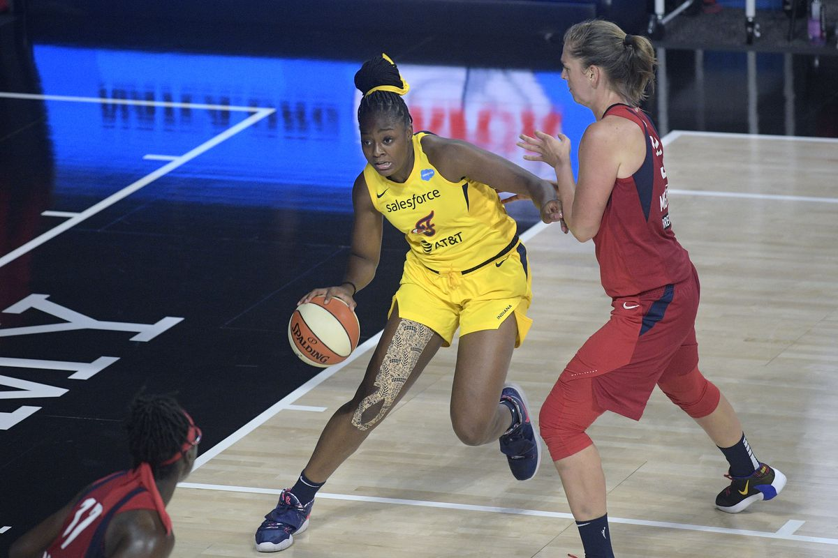 WNBA trade deadline: Sky deal Jantel Lavender, draft picks to Fever for Stephanie  Mavunga - Chicago Sun-Times