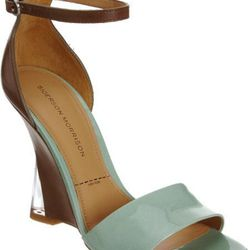 """<a href= """"http://www.barneyswarehouse.com/on/demandware.store/Sites-BNYWS-Site/default/Product-Show?pid=501484890&cgid=womens&index=81"""">SIGERSON MORRISON Dali</a>, was $425 now $102"""