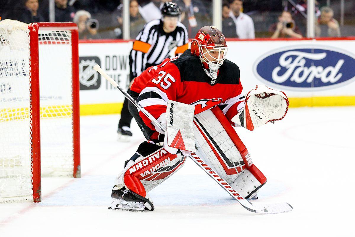 NHL: MAR 06 Blues at Devils