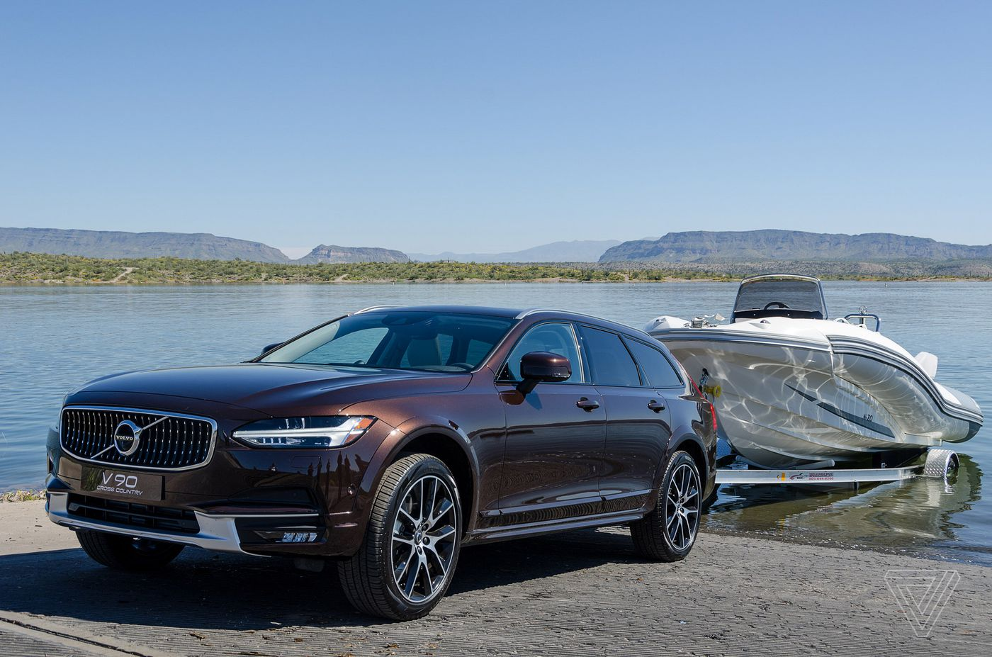 The wagon is back: I'm spending a month with the Volvo V90