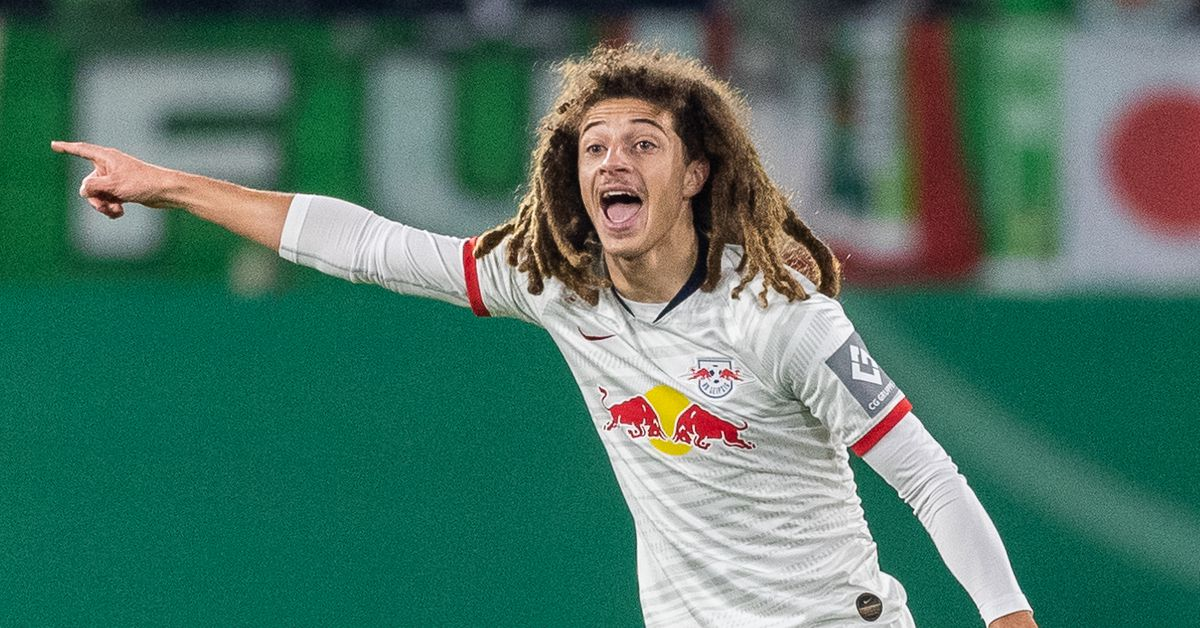 RB Leipzig CEO confirms Ethan Ampadu recall to Chelsea 'not an option' for January - We Ain't Got No History
