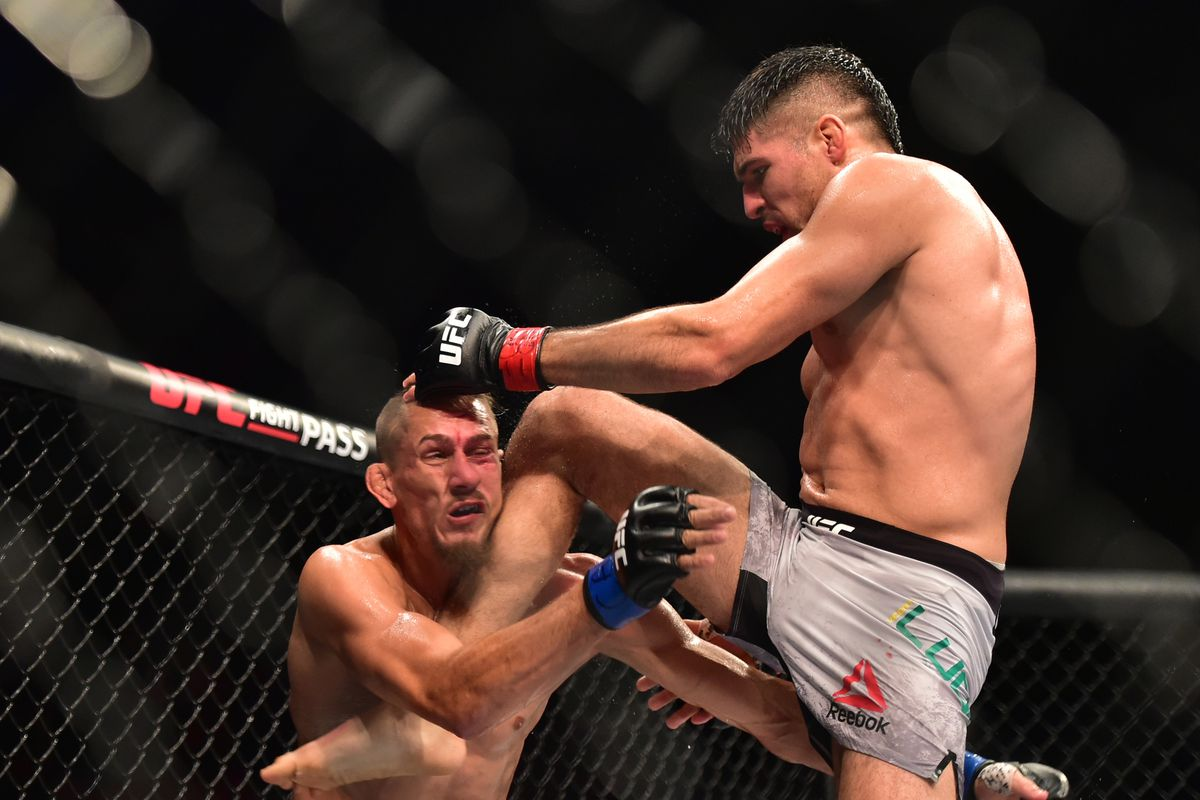 MMA: UFC Fight Night-Sao Paulo-Luque vs Price