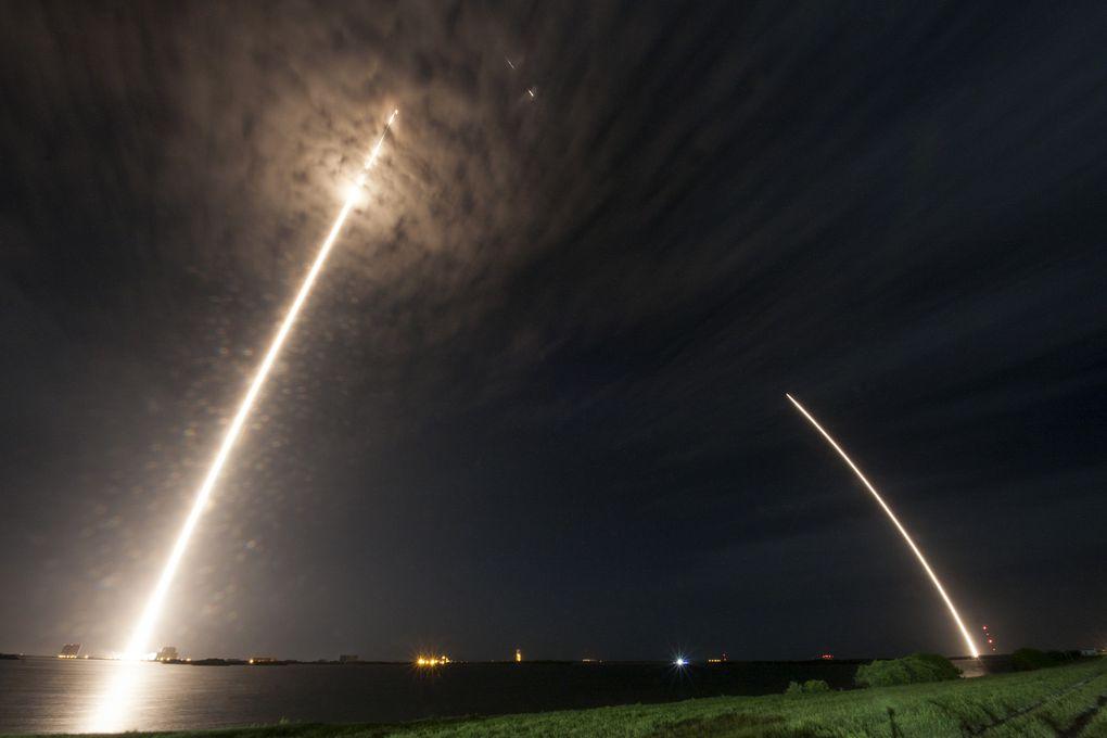 Start rakiety - źródło TheVerge.com