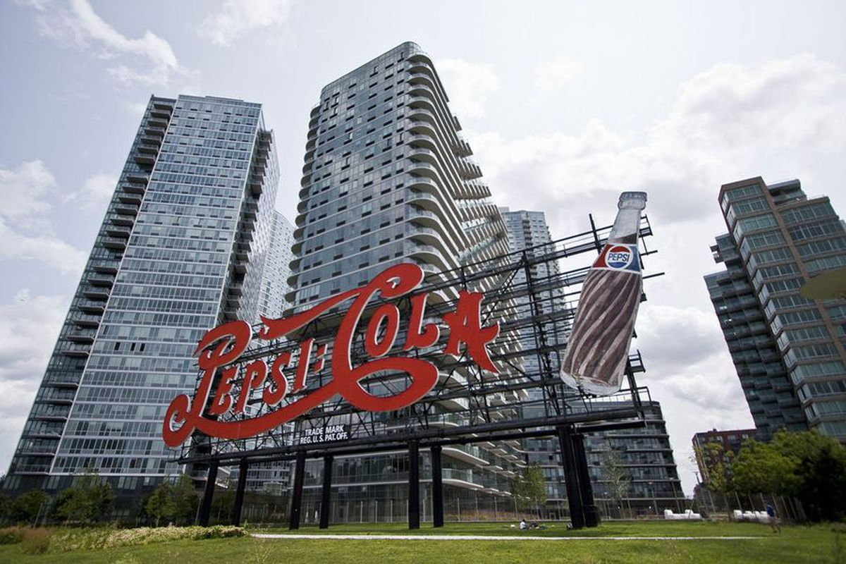 The PepsiCola sign in Queens was one of the 30 items the Landmarks Preservation Commission prioritized for the upcoming year.