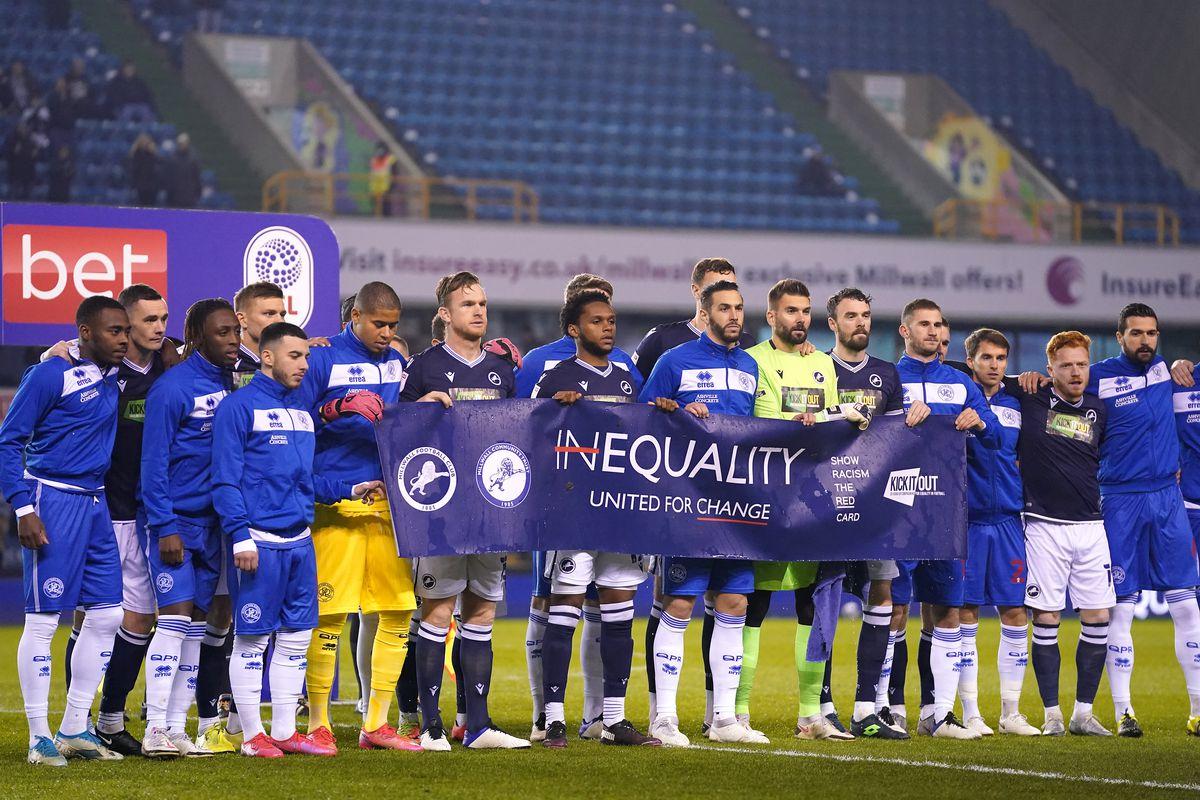 Millwall v Queens Park Rangers - Sky Bet Championship - The Den