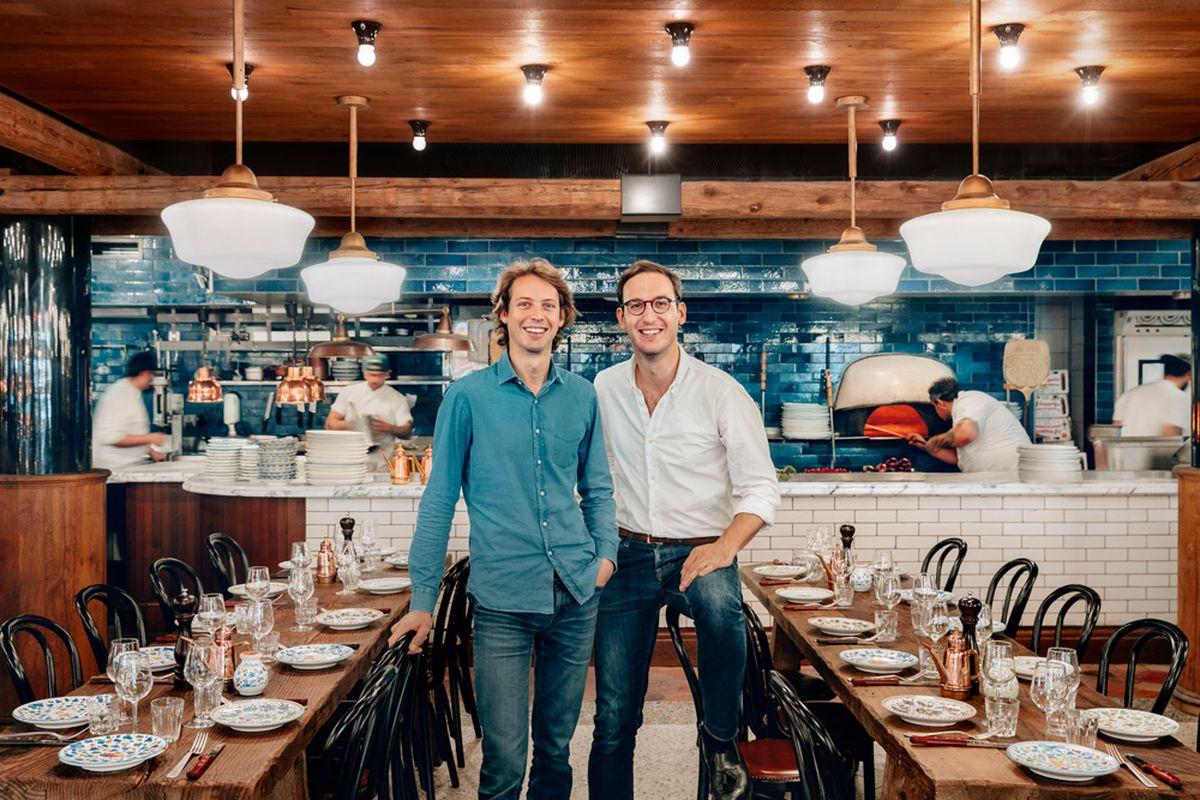 Big Mamma Paris restaurant group will open in Fitzrovia, London at Rathbone Square