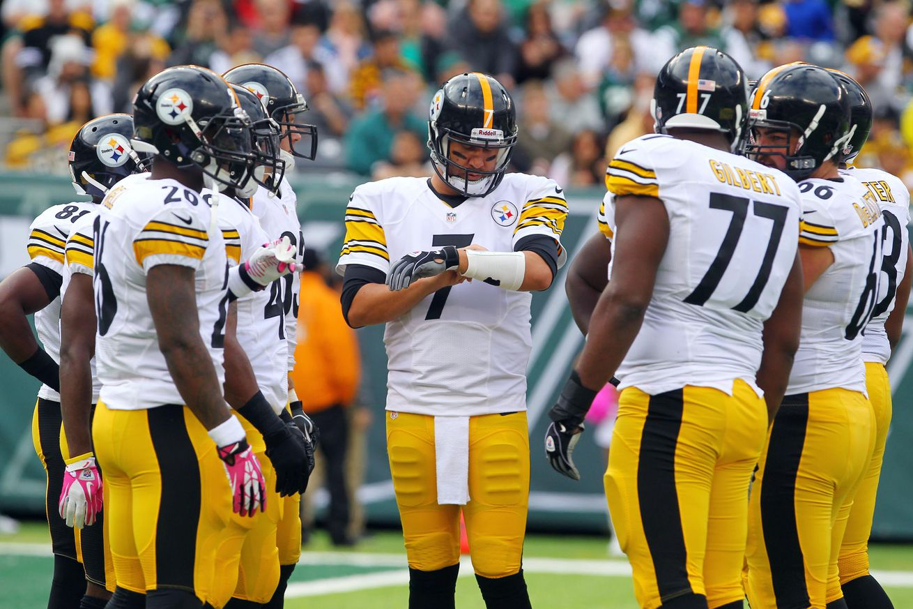 roethlisberger u0027s 2015 offense will be the most complete of his