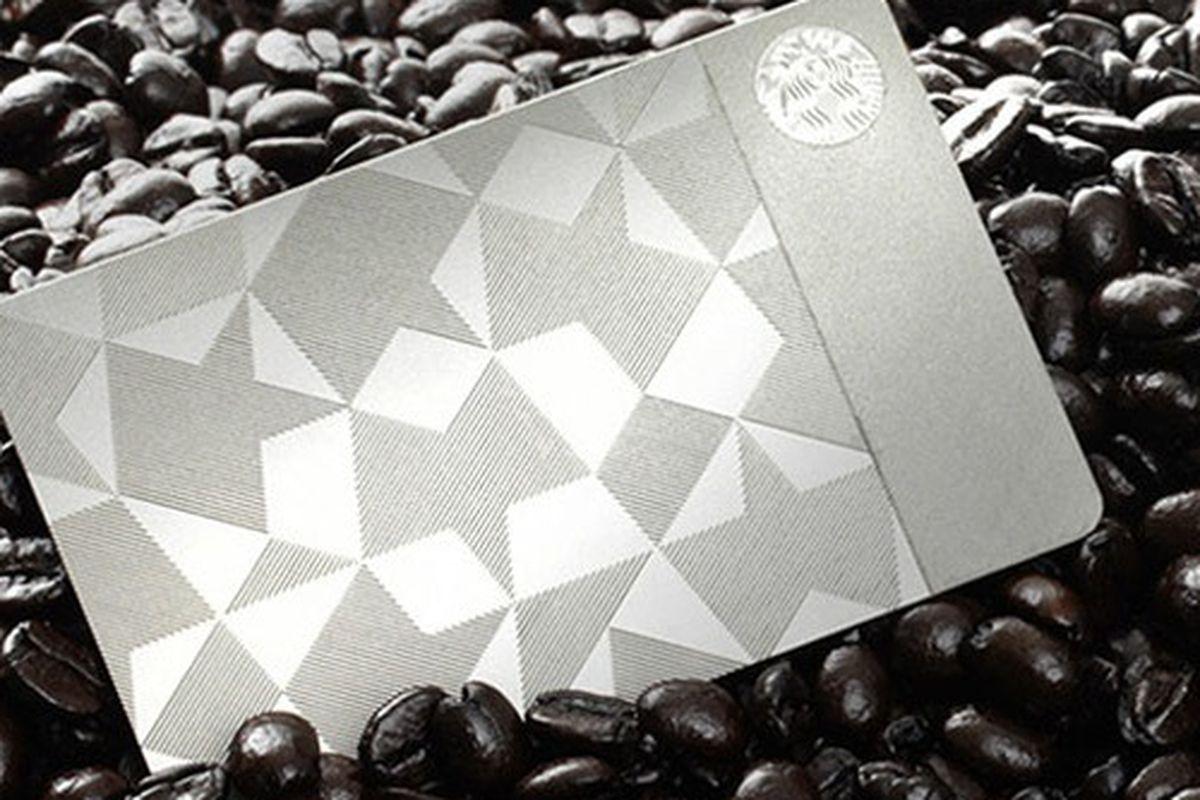 "Image via <a href=""http://www.gilt.com/home/sale/the-first-ever-metal-starbucks-card-3398?pkey=starbucksultimate&amp;utm_medium=bd&amp;utm_source=starbucksultimate"">Gilt</a>"