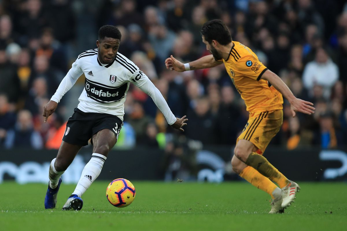 Fulham FC v Wolverhampton Wanderers - Premier League