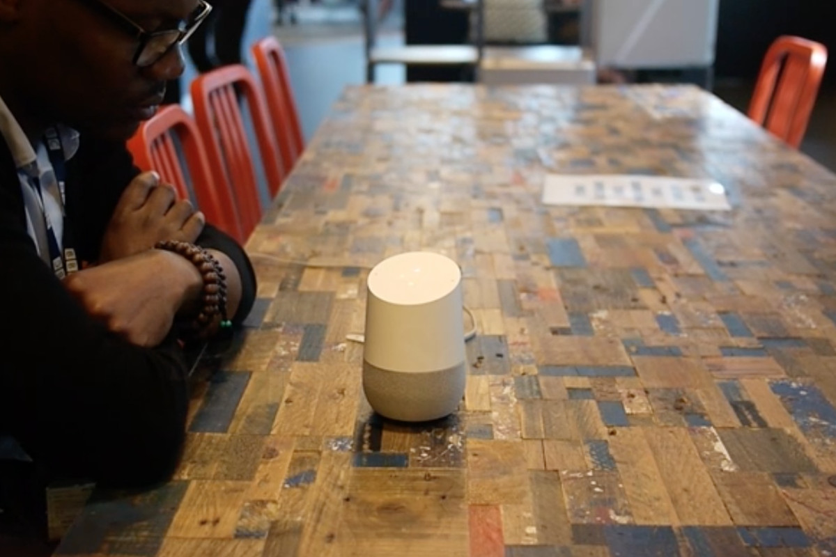 Home Depot Adds Google Home Shopping Experience