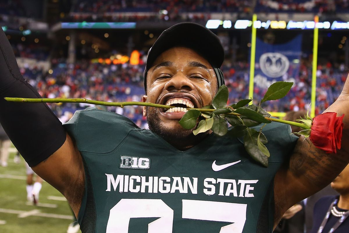 Sparty's headed to Pasadena for the first time since before Bill Snyder showed up in Manhattan.