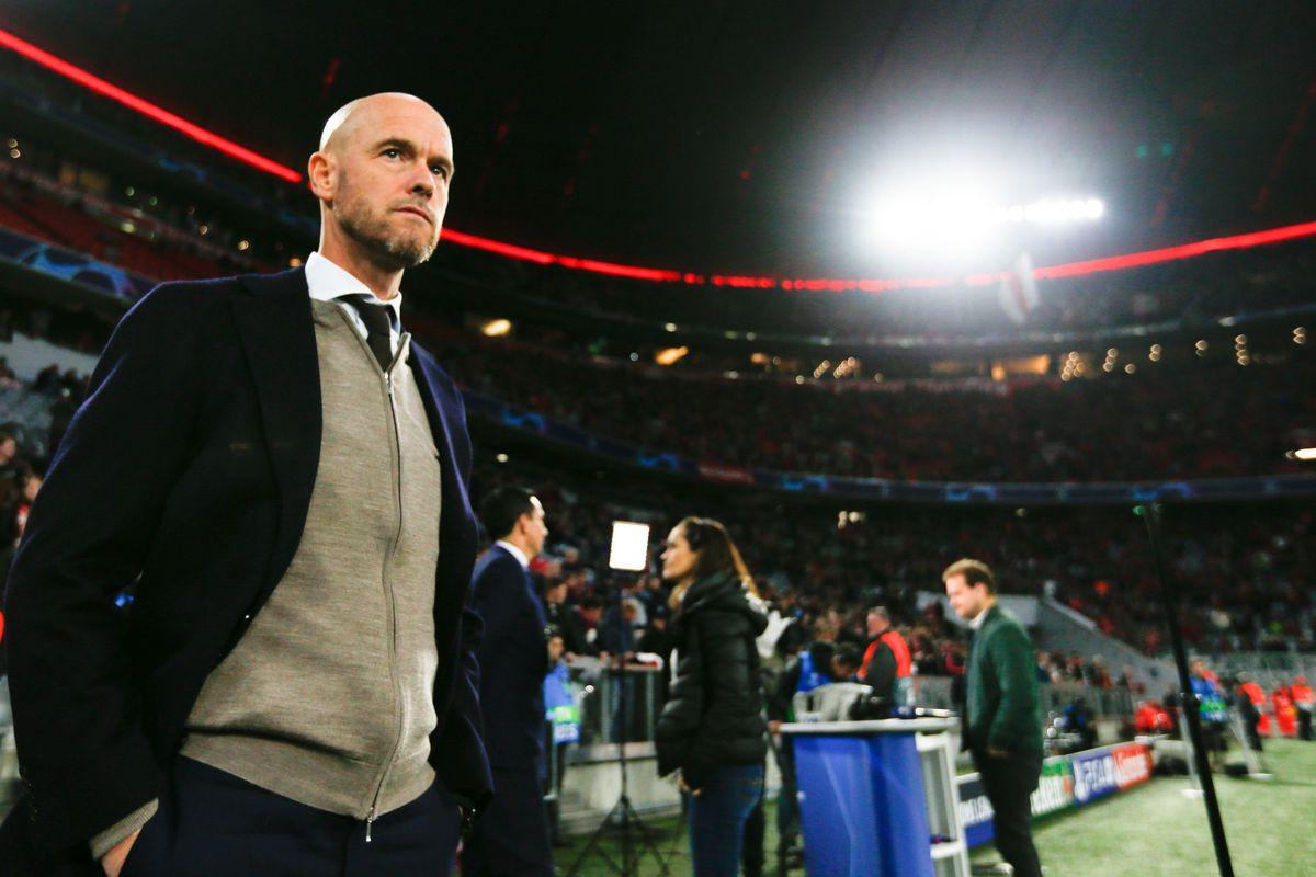 """UEFA Champions League""""Bayern Munich v Ajax Amsterdam"""""""