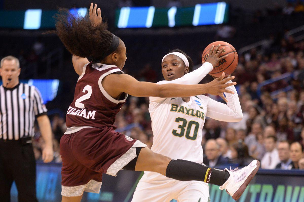 NCAA Womens Basketball: NCAA Tournament-Oklahoma City Regional-Baylor vs Mississippi State