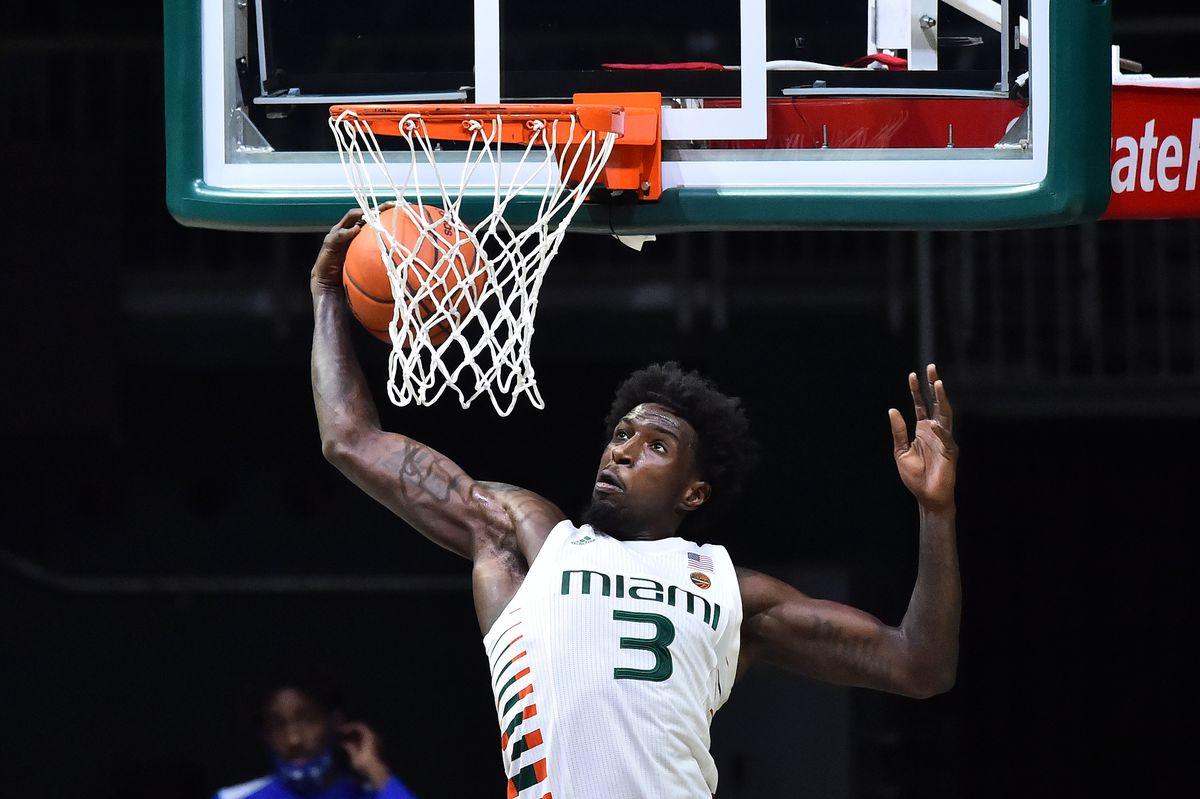 NCAA Basketball: Florida Gulf Coast at Miami-Florida
