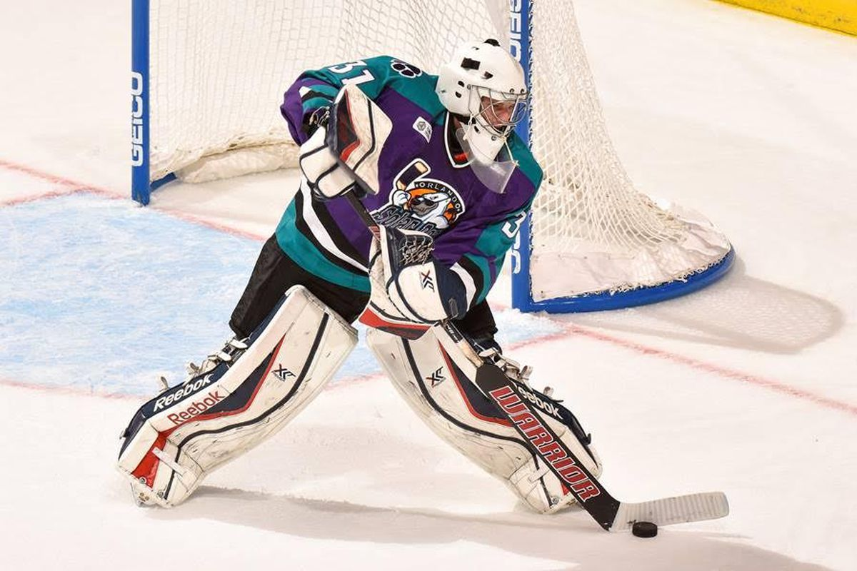 Massa saves 33 of 36 in loss to Everblades