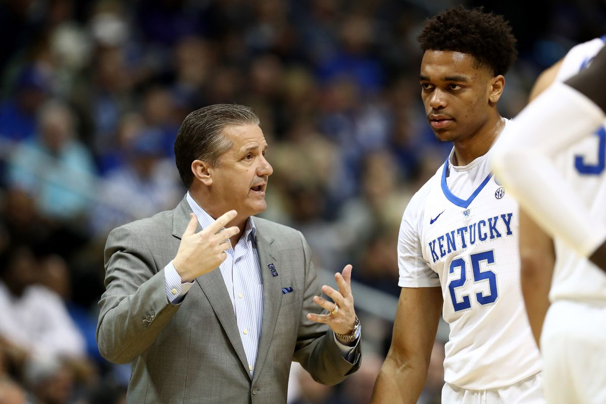 Kentucky Basketball Uk Has Second Best Odds To Win: Kentucky Wildcats Tied For Fourth-best Odds To Win 2019