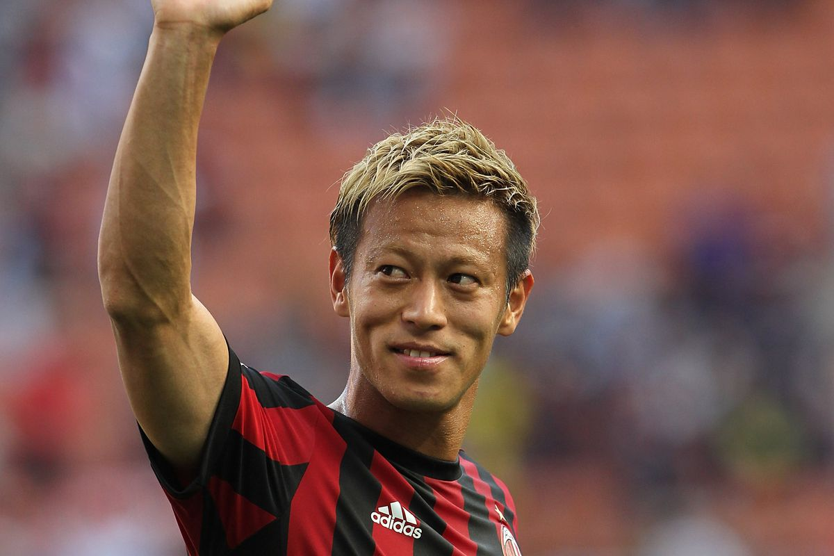 Report LAFC is indeed interested in Keisuke Honda Angels on Parade