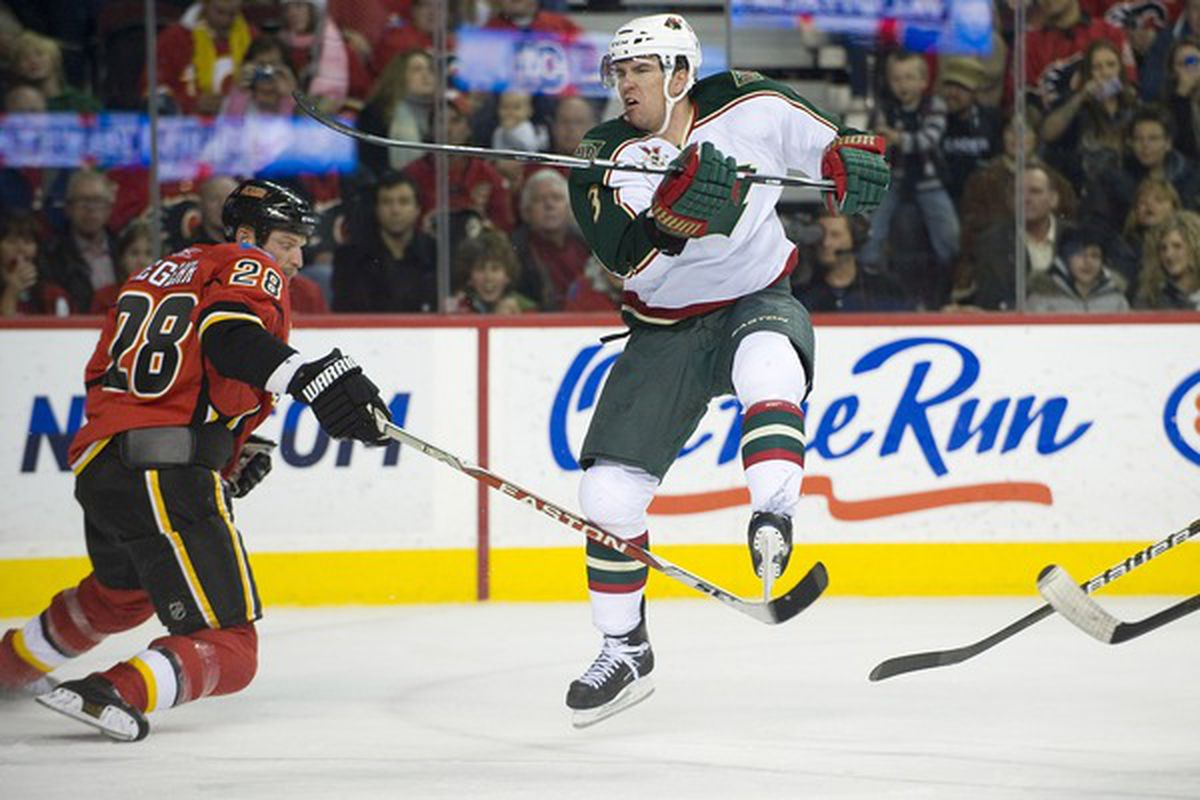 It looks like blue flames are coming out of Zid's stick. That's kinda awesome. (Photo by Dylan Lynch/Getty Images)