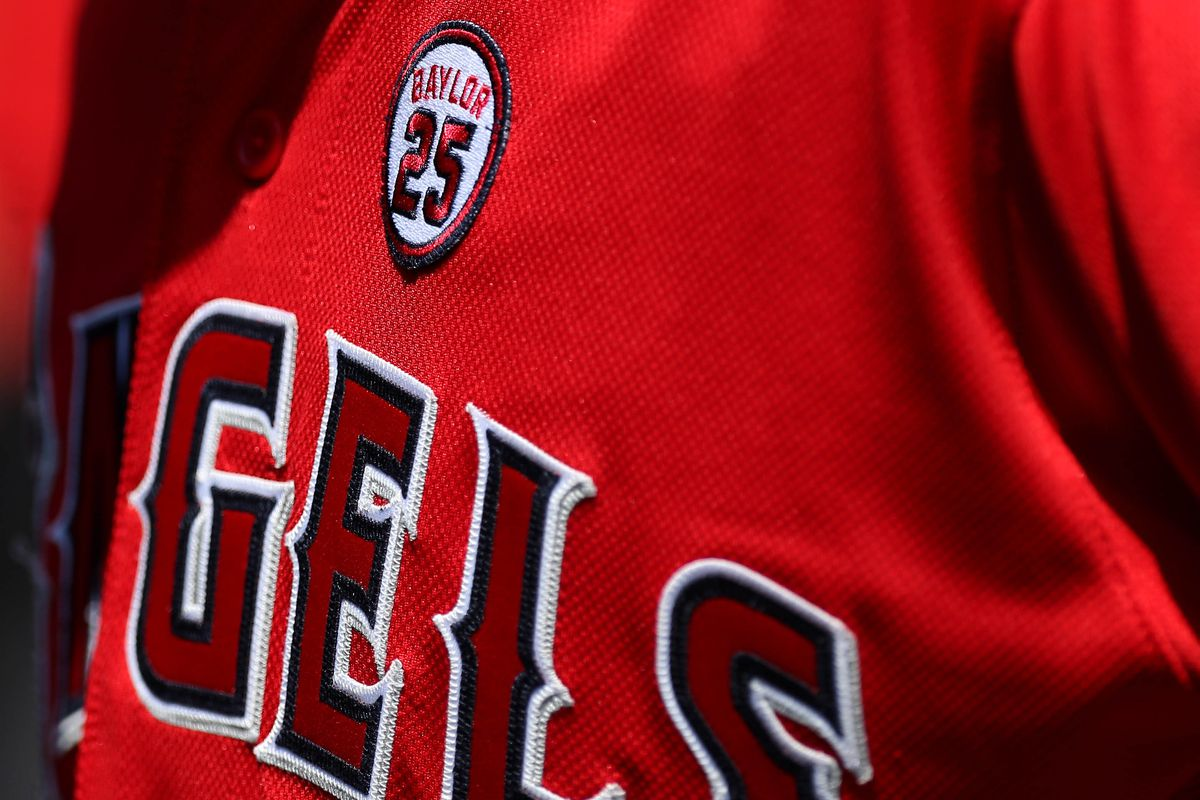 The Don Baylor Memorial Patch: LAA pre-empting any HH protests of shame, ala Fregosi.