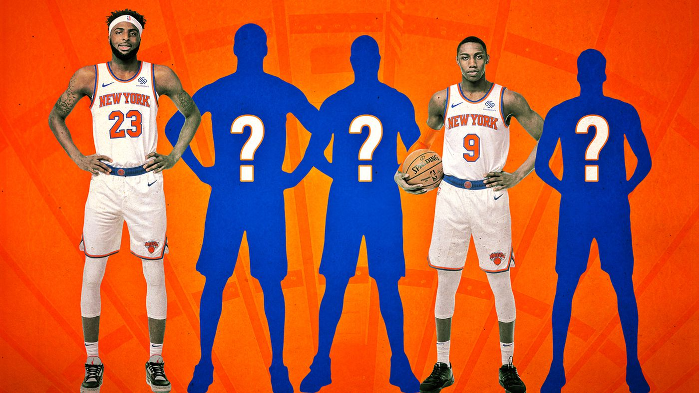 An 11-point Plan to Save the New York Knicks