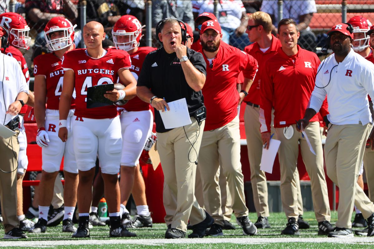 COLLEGE FOOTBALL: SEP 04 Temple at Rutgers